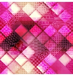 Abstract magenta background vector