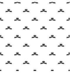 Buckle wear pattern seamless vector