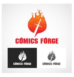 Comic symbol vector