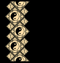 New pattern 2019 yin 0022 vector