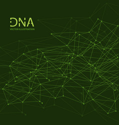 Scientific genetic engineering and biotechnology vector