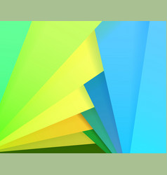 colorful paper for background vector image