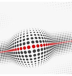 Halftone Texture vector