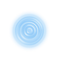 Water ripple vector