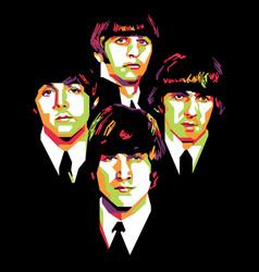 Beatles vector