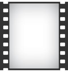 film stripe vector image