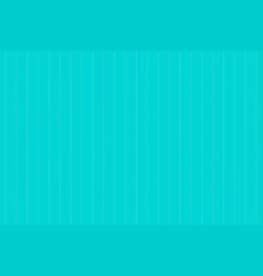 turquoise color background seamless fabric texture vector image