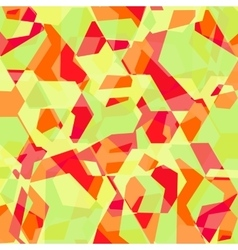 bright geometric abstract background vector image
