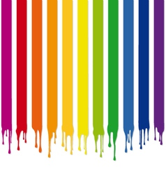 colorful stripes with drops vector image vector image