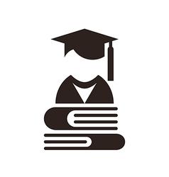 University avatar Education icon vector image vector image