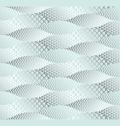 Water texture geometric seamless pattern vector