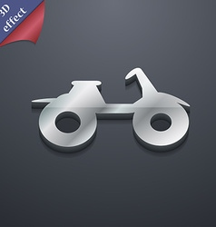ATV icon symbol 3D style Trendy modern design with vector image
