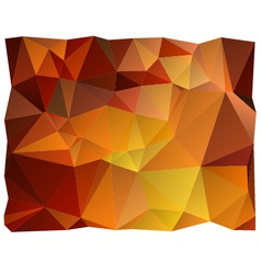Abstract 3d trinangle pattern vector