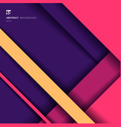 Abstract background geometric stripes vibrant vector
