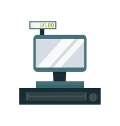 Cash dispenser vector