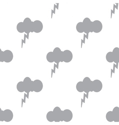 New Storm seamless pattern vector image