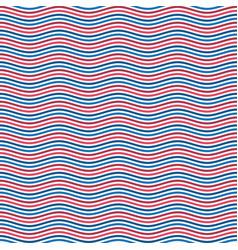stripe seamless pattern vector image
