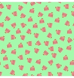 Circus icon seamless pattern vector
