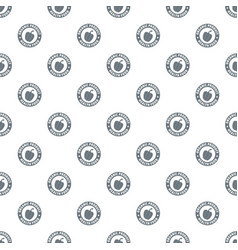 organic product pattern seamless vector image