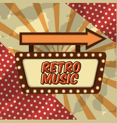 Retro vintage devices vector