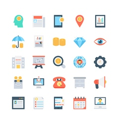 Banking and Finance Icons 3 vector