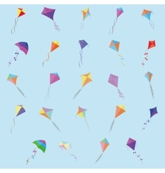 Cute Kites vector