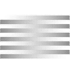 halftone gradient stripes background vector image