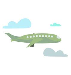Plane or color vector