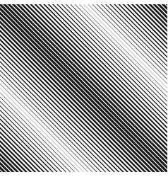 Seamless diagonal halftone background striped vector
