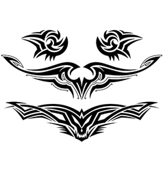 TRIPAL TATTOO vector image