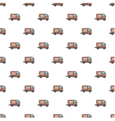 Business car pattern vector