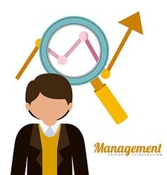 Management design vector