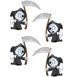 Reaper Pointing Forward vector