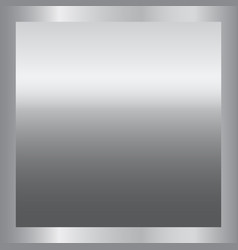 silver texture gradient background vector image