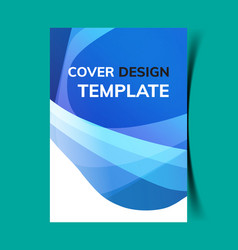 Cover design template12 vector