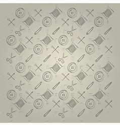 Gray background for handmade vector