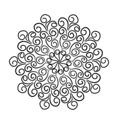 RoundPattern4 vector image