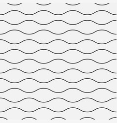 wavy seamless pattern simple background for your vector image