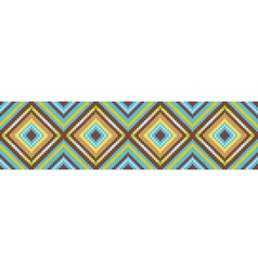 african ethnic ornament vector image