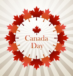 Canada Day vector image