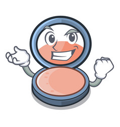 Successful blosh on in the shape character vector