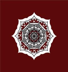 Mandala Decorative element for design vector image vector image