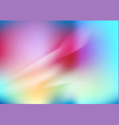 Abstract colorful smooth gradient background vector