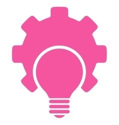 Bulb Configuration Icon vector