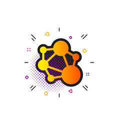 Integrity icon social network sign core value vector
