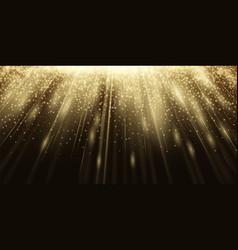 luxury light background vector image