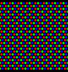 pc crt pixels pattern vector image