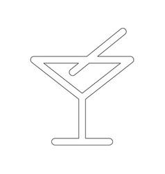 bar icon vector image