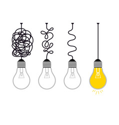 simplification concept vector image