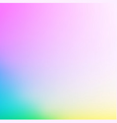 soft color summer abstract gradient blurred vector image